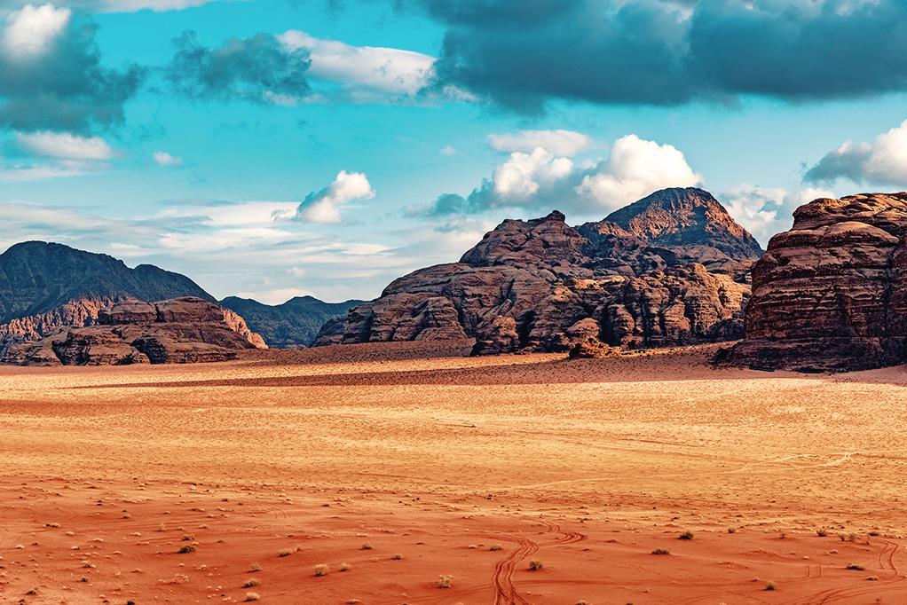 Giordania e il magico deserto