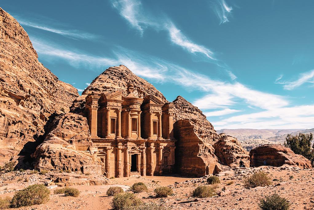 Meraviglie della Giordania