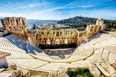 Grecia Classica e Isole Saroniche