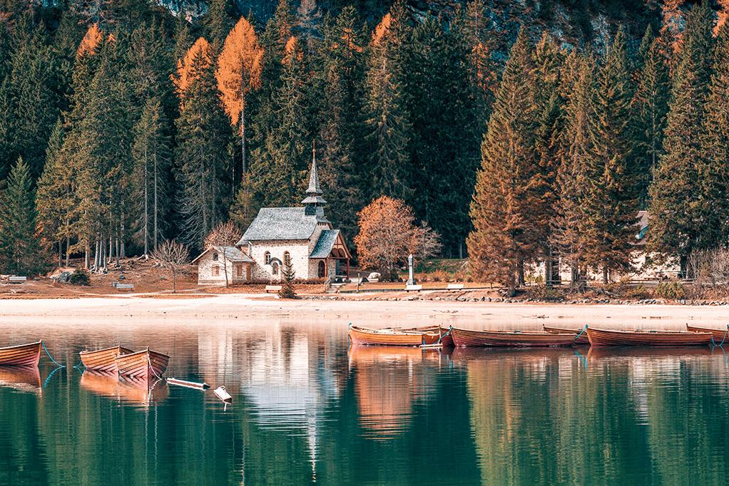 Merano e Alto Adige: i colori dell'autunno